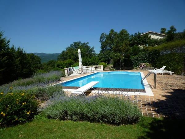 Le Marche Villa Met Zwembad Lmv520