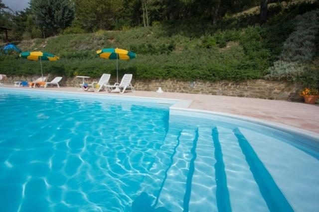 Le Marche Vakantie Zwembad 9