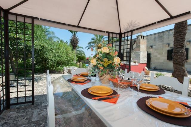 Lecce Masseria Met Zwembad 5