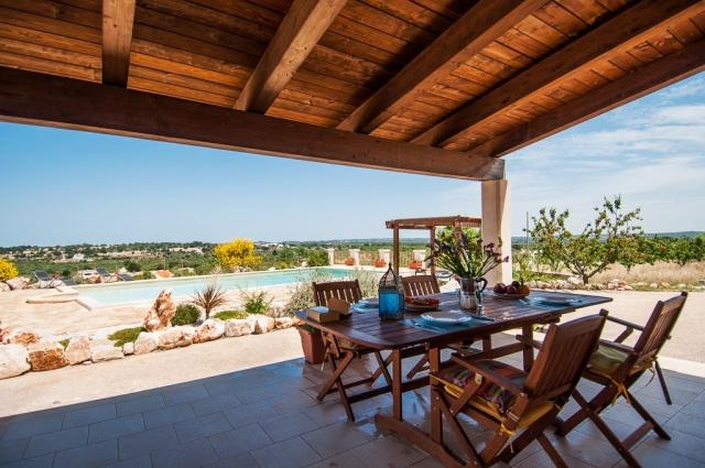Leuke Trullo Voor 6p Met Pool In Puglia 15