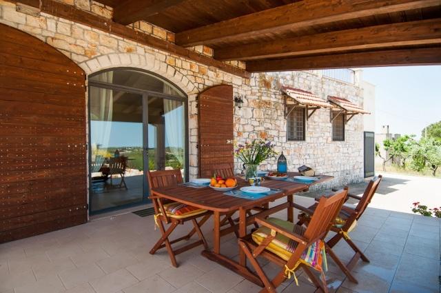 Leuke Trullo Voor 6p Met Pool In Puglia 16