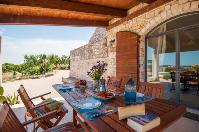 Leuke Trullo Voor 6p Met Pool In Puglia 17