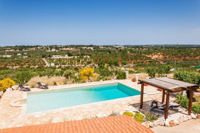 Leuke Trullo Voor 6p Met Pool In Puglia 30
