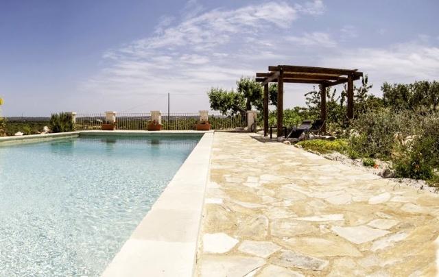 Leuke Trullo Voor 6p Met Pool In Puglia 31
