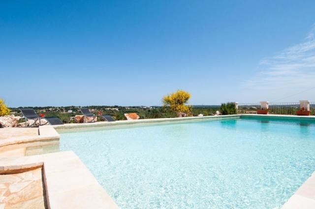 Leuke Trullo Voor 6p Met Pool In Puglia 34