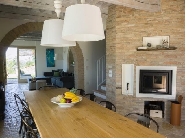 Luxe Moderne Villa Le Marche 23