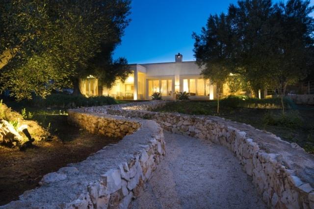 Luxe Moderne Vrijstaande Villa Puglia 17