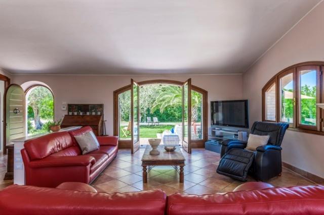 Luxe Villa 6km Van Zee Fano Le Marche 1