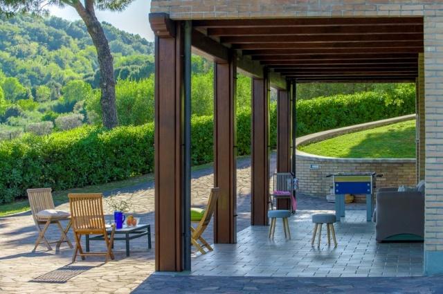 Luxe Villa 6km Van Zee Fano Le Marche 27