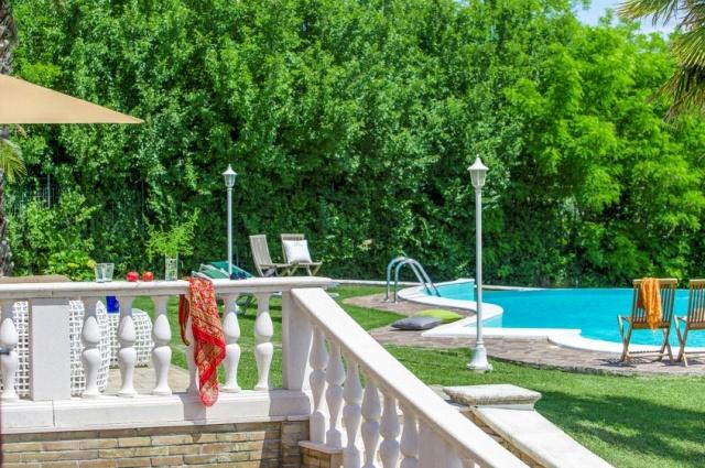 Luxe Villa 6km Van Zee Fano Le Marche 30