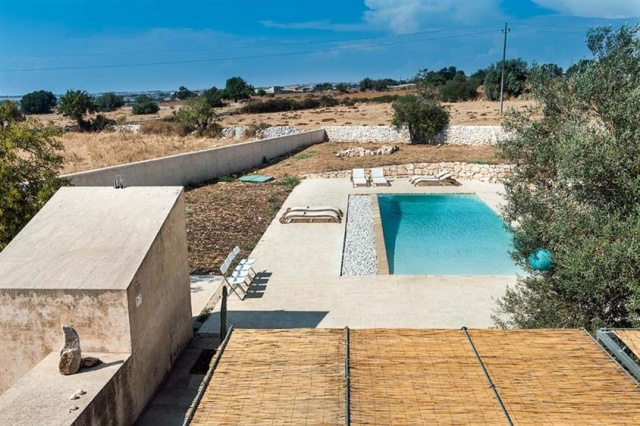 Luxe Villa Groot Zwembad Siracusa 5