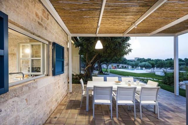 Luxe Villa Infinity Pool Sicilie 12