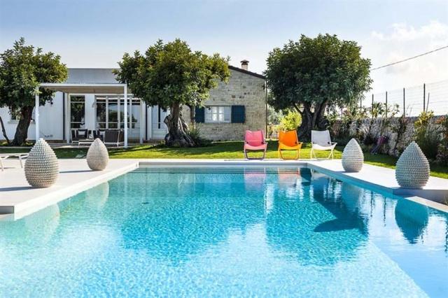 Luxe Villa Infinity Pool Sicilie 4