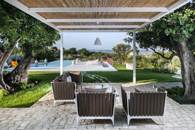 Luxe Villa Infinity Pool Sicilie 7