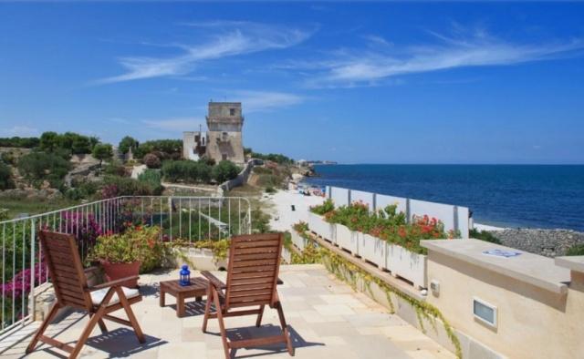 Luxe Trullo Aan Zee In Puglia 21