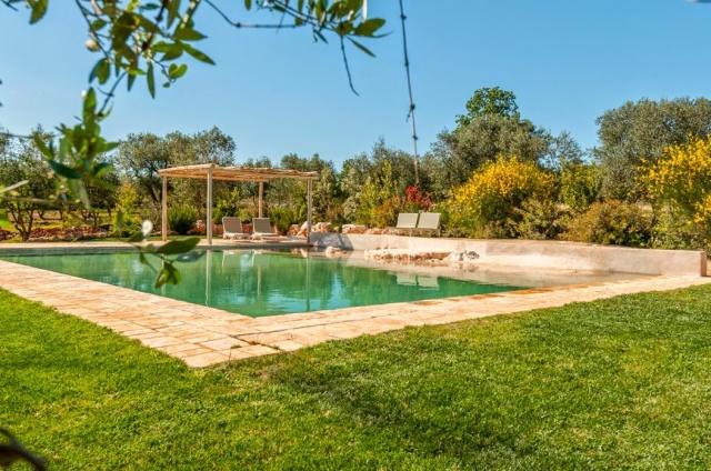 Luxe Trullo Met Zwembad In Puglia 2