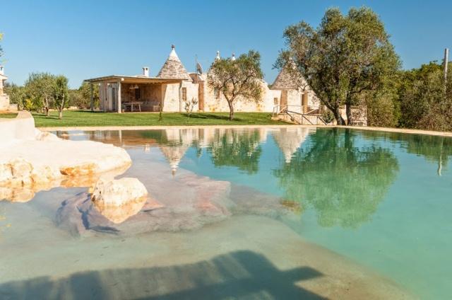Luxe Trullo Met Zwembad In Puglia 27