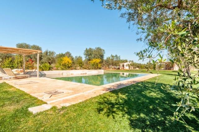 Luxe Trullo Met Zwembad In Puglia 29