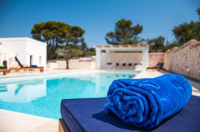 Luxe Villa Met Zwembad Voor 8p Vlakbij Zee In Puglia 1