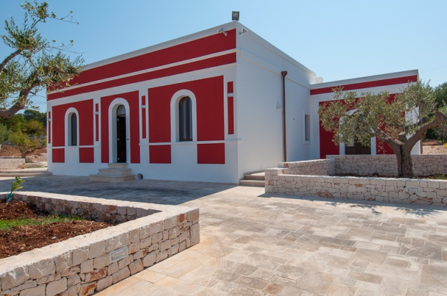 Luxe Villa Met Zwembad Voor 8p Vlakbij Zee In Puglia 18