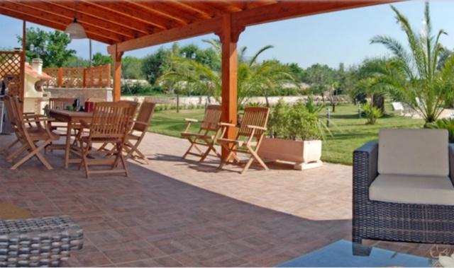 Luxe Villa Voor 8p Met Zwembad Vlakbij Monopili In Puglia 24