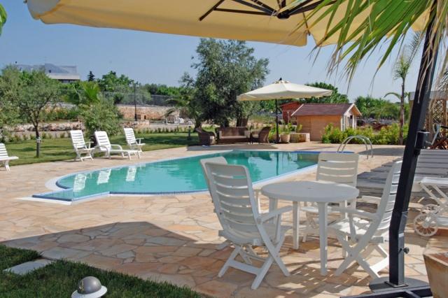 Luxe Villa Voor 8p Met Zwembad Vlakbij Monopili In Puglia 3
