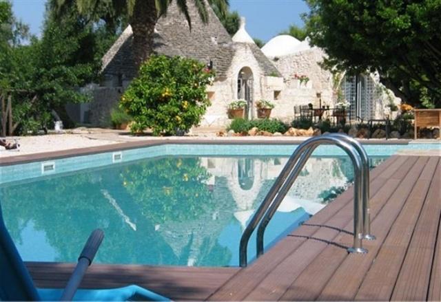 Luxe Vrijstaande Trullo Voor 5p Met Zwembad In Puglia 1
