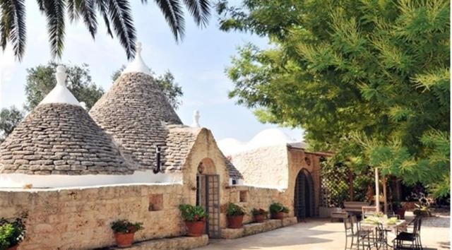 Luxe Vrijstaande Trullo Voor 5p Met Zwembad In Puglia 4