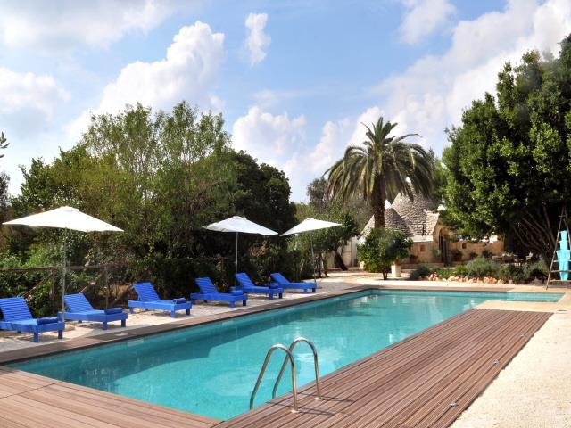 Luxe Vrijstaande Trullo Voor 5p Met Zwembad In Puglia 7