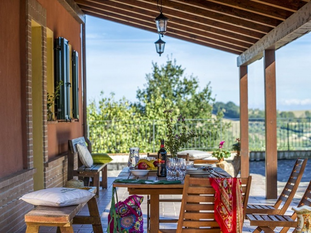 Marotta Le Marche Villa Zwembad 10 Min Van Zee 10
