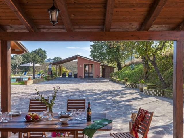 Marotta Le Marche Villa Zwembad 10 Min Van Zee 14