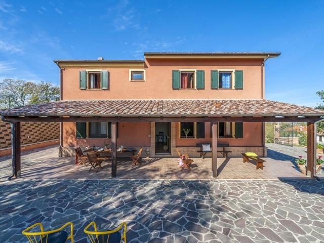 Marotta Le Marche Villa Zwembad 10 Min Van Zee 5