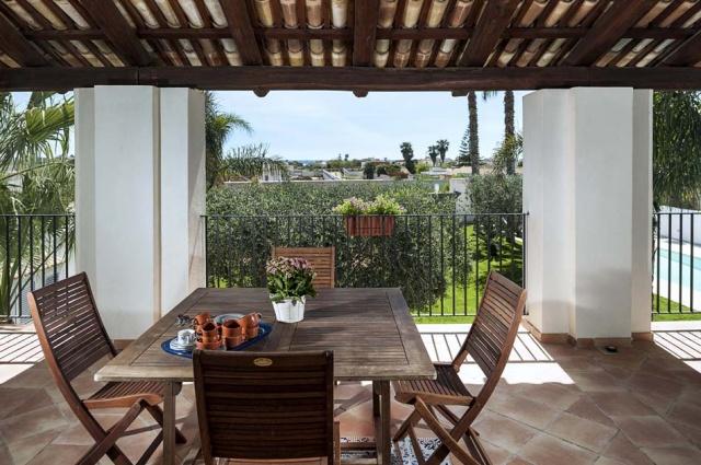 Marsala Sicilie Vakantiewoning Direct Aan Zee Met Zwembad 12