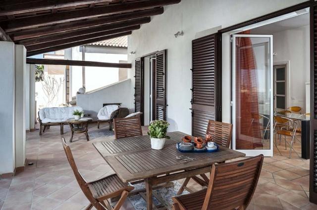 Marsala Sicilie Vakantiewoning Direct Aan Zee Met Zwembad 13