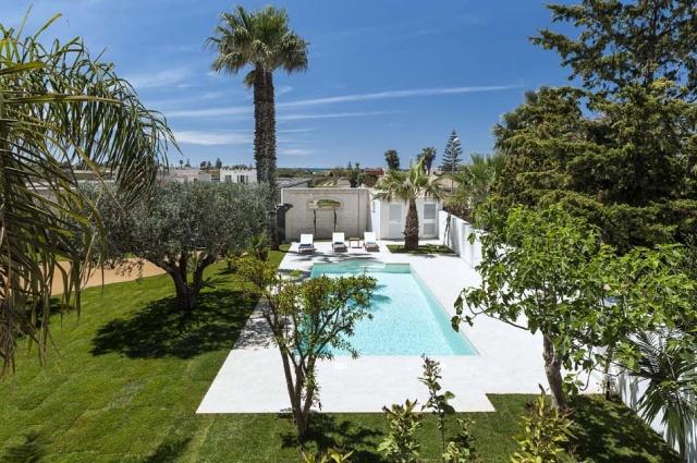 Marsala Sicilie Vakantiewoning Direct Aan Zee Met Zwembad 5