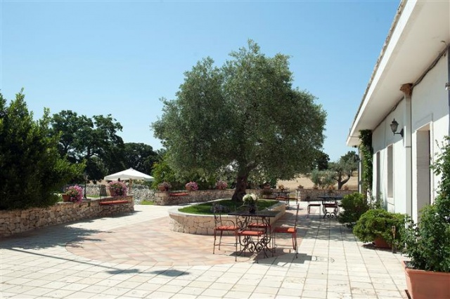 Masseria Met Trullo En Zwembad Puglia 1 (12)