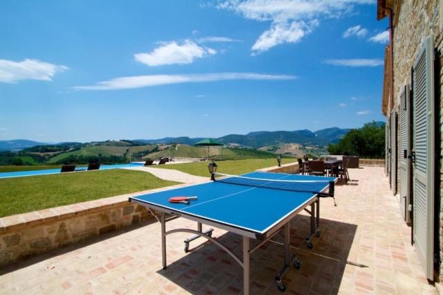 Moderne Villa Groot Zwembad Le Marche 10