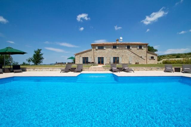 Moderne Villa Groot Zwembad Le Marche 16
