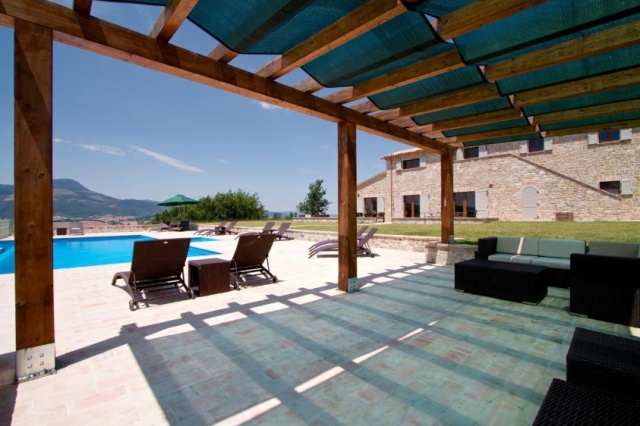 Moderne Villa Groot Zwembad Le Marche 3