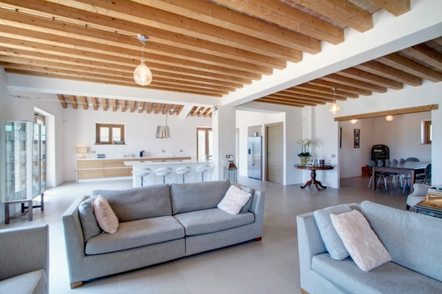 Moderne Villa Groot Zwembad Le Marche 36