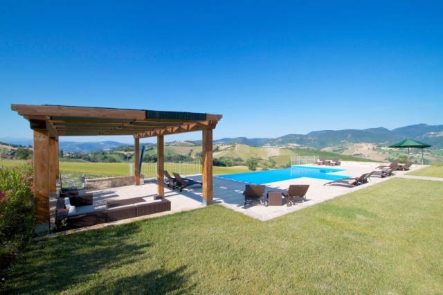 Moderne Villa Groot Zwembad Le Marche 4