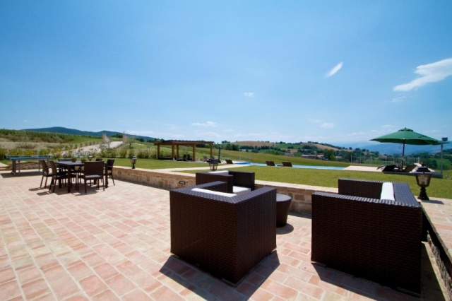 Moderne Villa Groot Zwembad Le Marche 6