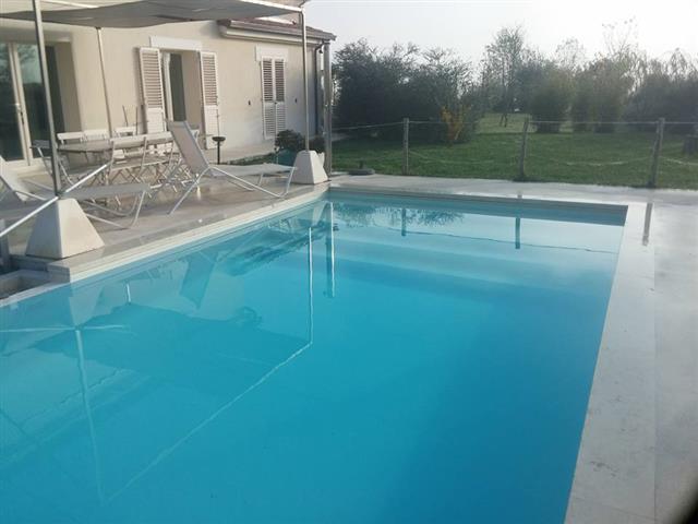 Moderne  Vrijstaande Villa Met Zwembad Le Marche 62