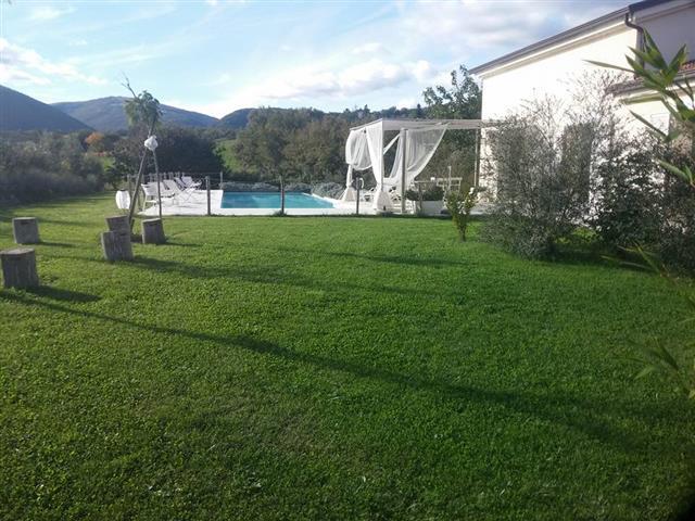 Moderne  Vrijstaande Villa Met Zwembad Le Marche 65
