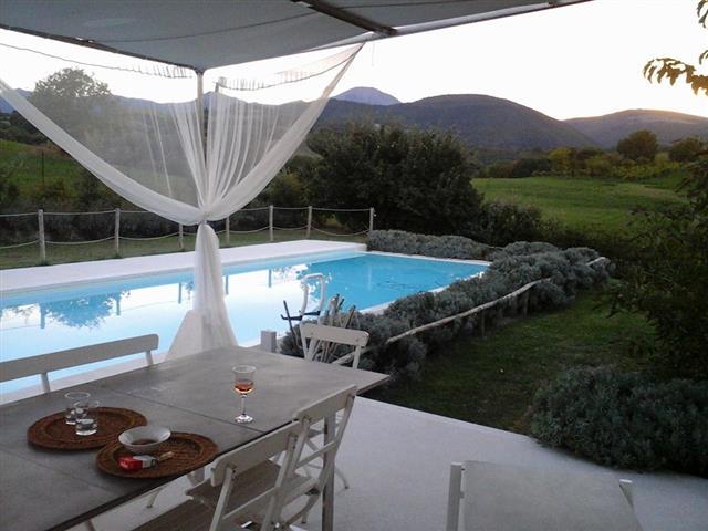 Moderne  Vrijstaande Villa Met Zwembad Le Marche 67