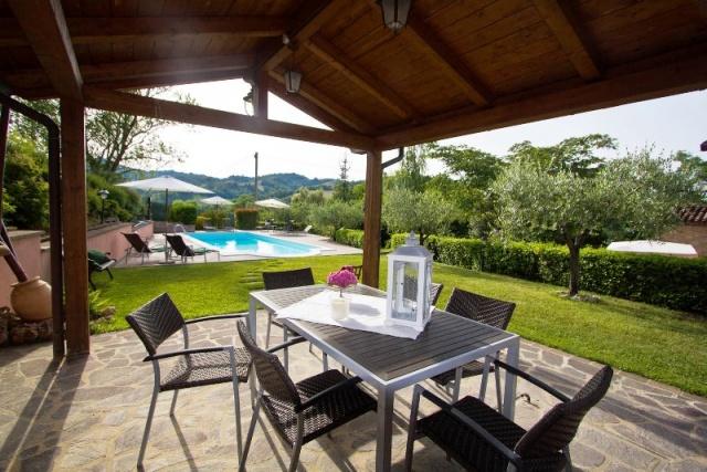 Mooie Villa Met Zwembad Voor 10p Bij Urbino Le Marche 23