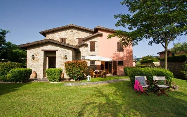 Mooie Villa Met Zwembad Voor 10p Bij Urbino Le Marche 4