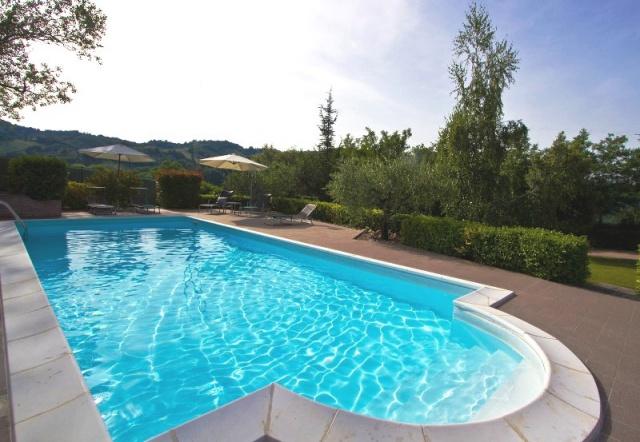 Mooie Villa Met Zwembad Voor 10p Bij Urbino Le Marche 5