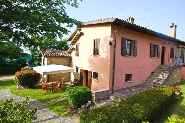 Mooie Villa Met Zwembad Voor 10p Bij Urbino Le Marche 6