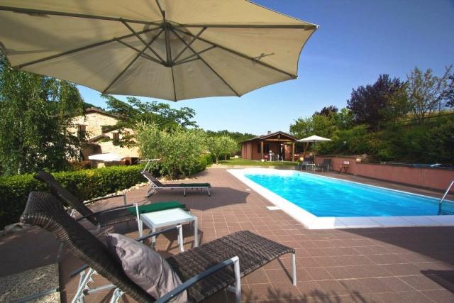 Mooie Villa Met Zwembad Voor 10p Bij Urbino Le Marche 8